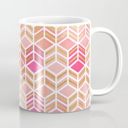 TAKE THE CAKE - CORAL Coffee Mug
