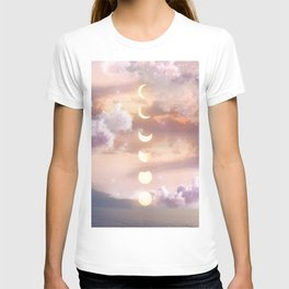 The Sea and the Moon T-shirt