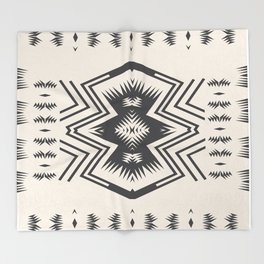 COLORADO CANVAS Throw Blanket