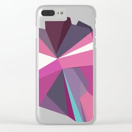 ThePinkDiamonds Clear iPhone Case