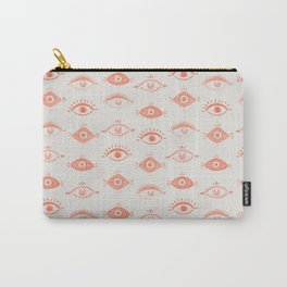 Many Eyes Carry-All Pouch