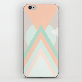 Icosahedron iPhone Skin