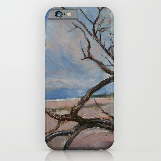 Driftwood iPhone & iPod Case