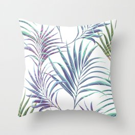 Tropical Wind Throw Pillow