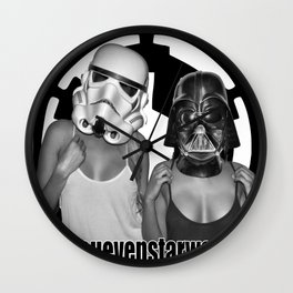 Join the Empire Wall Clock