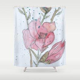 Magnolia #3 Shower Curtain