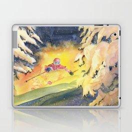 Skiing Art Laptop & iPad Skin