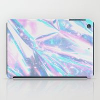hologram iPad Cases featuring Iridescence by Leah Moloney Photo