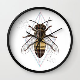 BeeSteam Wall Clock