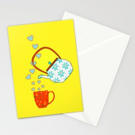 A Nice Cup Of Tea - Beverage Stationery Cards