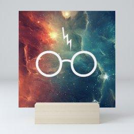 Lightning Scar Nebula HP Mini Art Print