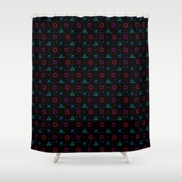 Play Now! Shower Curtain