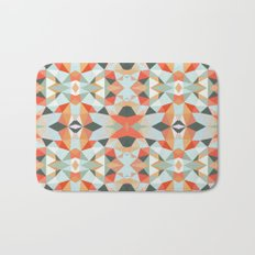 Island Tribal Bath Mat