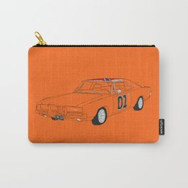 General Lee Carry-All Pouch
