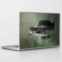 thranduil Laptop & iPad Skins featuring The Great King Thranduil by LindaMarieAnson