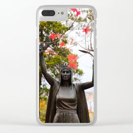 MacKenzie-Papineau Monument Clear iPhone Case