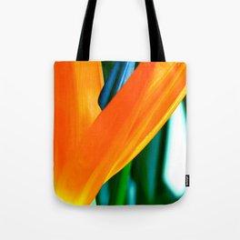 Strelitzia Reginae Tote Bag