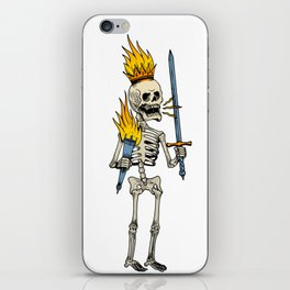 King of fighters iPhone Skin