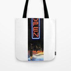 NYC: NOW OPEN! Tote Bag