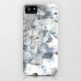 Watercolor abstract patterns that do not exist.Actually there are many color patterns.No.46 iPhone Case