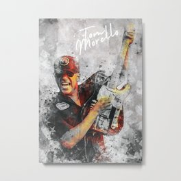 Tom Morello Metal Print