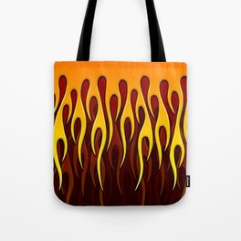 Speed Demon Tote Bag