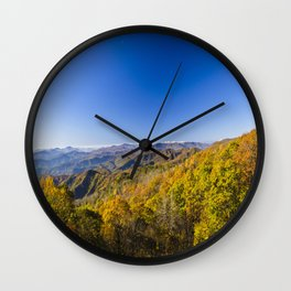 The perfect space  Wall Clock