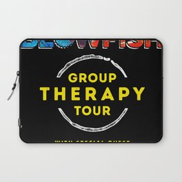 hootie and the blowfish group therapy tour 2019 2020 nyedit Laptop Sleeve