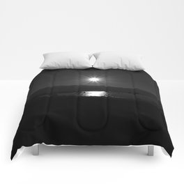 Mono Lake 2 Comforters
