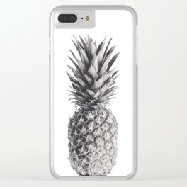 The Pineapple Incident Clear iPhone Case