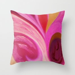 Abstract Peace by Robert S. Lee Throw Pillow