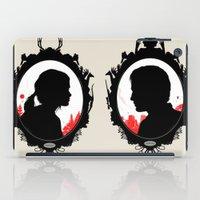 ellie goulding iPad Cases featuring Ellie by Duke Dastardly