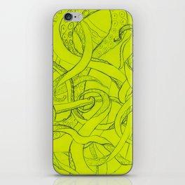 Tentacle iPhone Skin