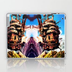 Beware of Howl's Moving Castle! Laptop & iPad Skin