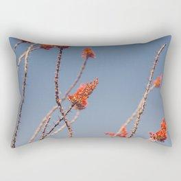 Ocotillo in Bloom Rectangular Pillow