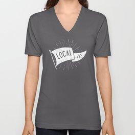 Localist Unisex V-Neck