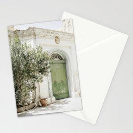 Capri Italy Stationery Cards