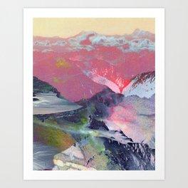 Untitled 20100401 (Landscape) Art Print
