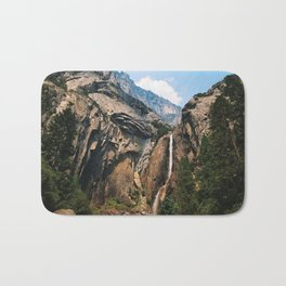 Yosemite Falls Bath Mat