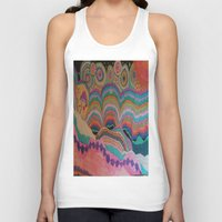 trippy Tank Tops featuring Trippy by sheuh