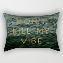 Vibe Killer Rectangular Pillow