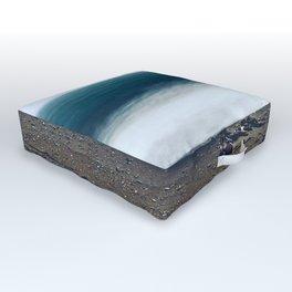 In the Ocean Deep Outdoor Floor Cushion