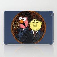221b iPad Cases featuring 221b Beaker Street by Onebluebird