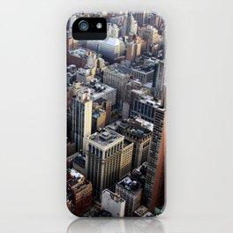 Big city, NYC iPhone Case
