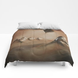 Around the world in 80 days by Jules Verne Comforters