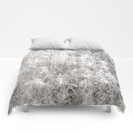 Fireweed Fluff Comforters