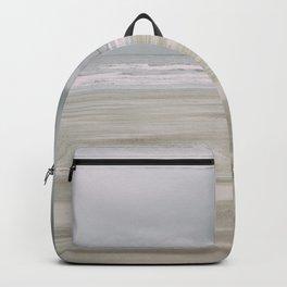 Sea beach sand Backpack