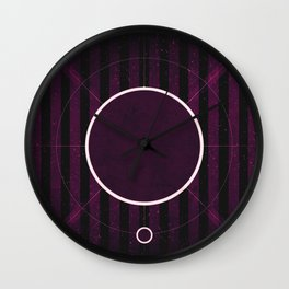 Sol System - Eris Wall Clock