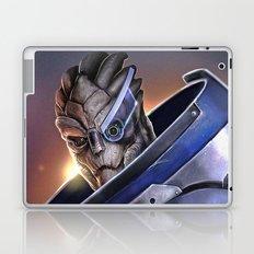 Garrus Vakarian Portrait - Mass Effect Laptop & iPad Skin