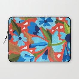 Floral Folk  Laptop Sleeve